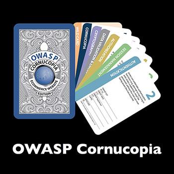 Cornucopia el juego de cartas para identificar historias de seguridad